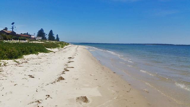 Beach after beach